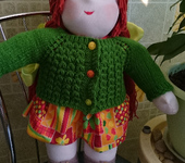 Вальдорфские куклы - Кукла Ириска