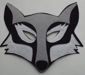Карнавальные костюмы - Маска волка