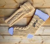 Носки и гольфы - Носки женские, для занятий йоге .