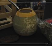 Кружки, чашки - Подарочный набор для питья мате
