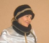Головные уборы - повязка для шеи и головы