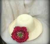 Броши - брошь, украшение для шляпы, сумки из фоамирана ПРИМА
