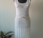 Платья - ажурное летнее платье