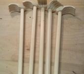 Оригинальные подарки - Чесалка деревянная