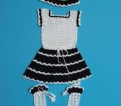 Одежда для девочек - Летний комплект для принцессы