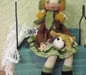 Другие куклы - Кукла Ариша