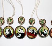 Оригинальные подарки - панды