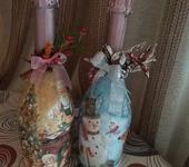 Декоративные бутылки - Декор напитков для любого повода