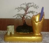 Оригинальные подарки - Карандашница с деревом счастья