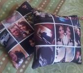 Подушки, одеяла, покрывала - Подушки с фотографиями