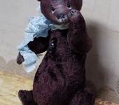 Мишки Тедди - черничный
