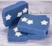 Мыло ручной работы - Мыло с нуля «Звёзды»
