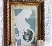 Для новорожденных - Рамочки для снимков УЗИ