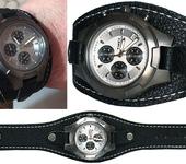 Браслеты - Кожаные браслеты и ремешки для часов