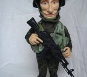 Другие куклы - Солдат Удачи. Вежливый человек