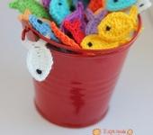 Шитье, вязание - Рыбка