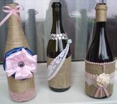 Декоративные бутылки - декоративная бутылка