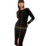 Платья - Трикотажное платье