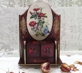Оригинальные подарки - Вечный календарь