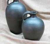 Декоративная посуда - керамическая бутылка
