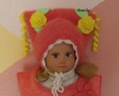 Одежда для девочек - Детская шапочка