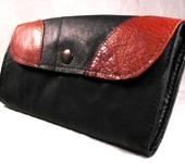 Кошельки, портмоне - Кожаный кошелёк