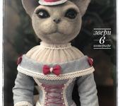 Оригинальные подарки - Леди кошка.