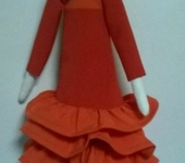 Куклы Тильды - Интерьерная кукла Тильда