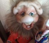 Другие куклы - Домовой Трифон