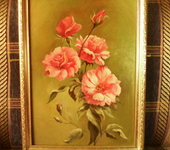 Живопись - Картина <<Розы>>