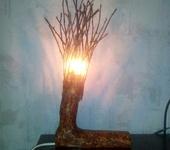 Светильники, люстры - Светильник (ночник) ручной работы
