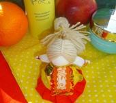 Народные куклы - Славянская обережная кукла На счастье