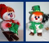 Сказочные персонажи - Снеговики