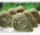 Мыло ручной работы - Мыло-шампунь «Лавр, хна и водоросли»