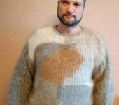 Кофты и свитера - свитер из собачьей шерсти