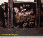 Сумки, рюкзаки - Цветы в ночи