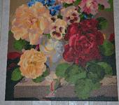 Живопись - Картина Букет с розами