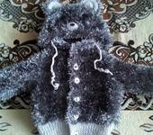 Одежда для мальчиков - куртка мишка