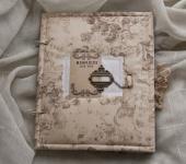 """Свадебные фотоальбомы - Альбом для свадебных фотографий """"Воспоминания"""""""