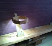 Светильники, люстры - Светильники и лампы хэнд мэйд, ручная работа из дерева