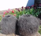 Шитье, вязание - пуховая пряжа