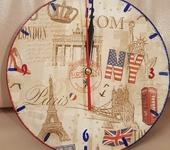 Часы - Мечты о путешествии