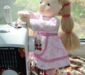 Вальдорфские куклы - Игровая куколка
