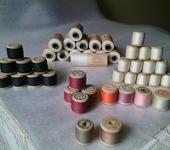 Шитье, вязание - Нитки х/б экстра для шитья и вышивания, СССР