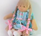 Вальдорфские куклы - Белочка
