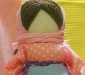 Народные куклы - Народная кукла Ведучка Весна