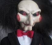 """Другие куклы - Кукел Билли из фильма ужасов """"Пила"""""""