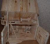 Развивающие игрушки - Коллекционный кукольный домик «Фантазия - ПЛЮС».