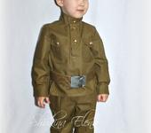 Одежда для мальчиков - Вoенная фoрма
