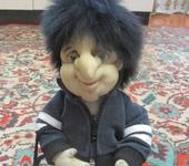 Другие куклы - Кукла ДПС.
